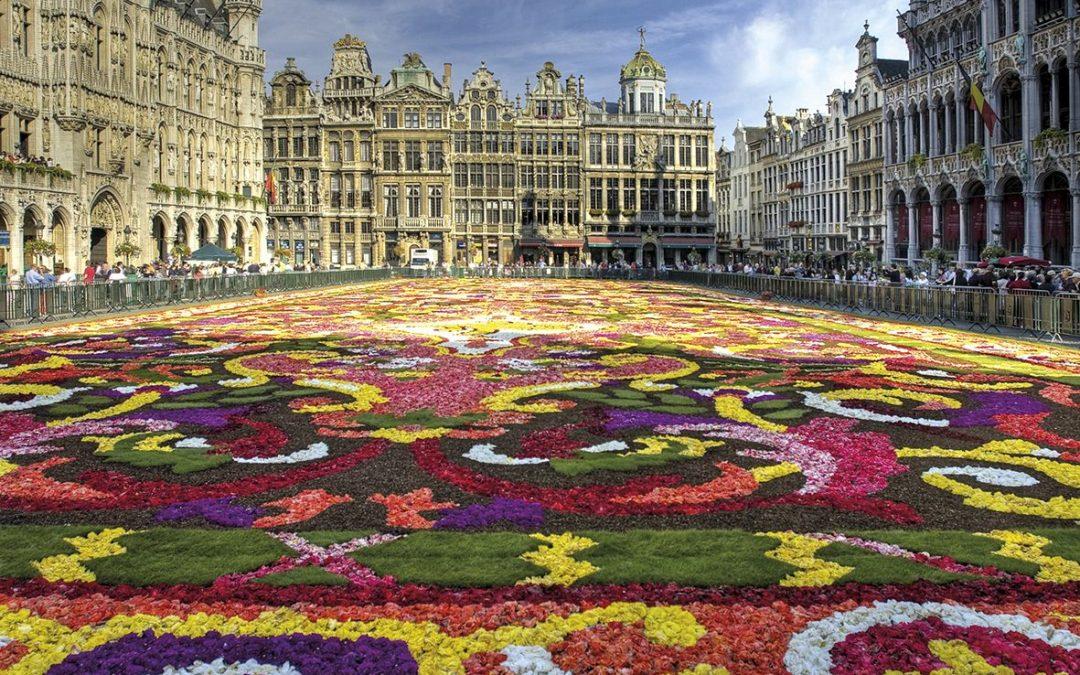 Belgien – Mit dem Reisebus nach Brügge, Brüssel, Gent und Antwerpen