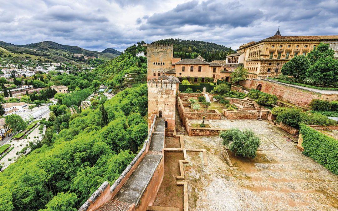 Spanien – Per Flug nach Andalusien