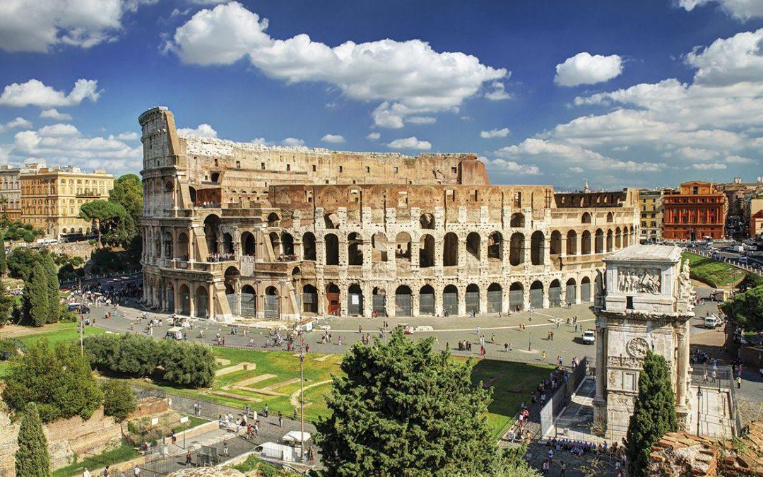 Italien – Mit Bus, Bahn oder Flug nach Rom