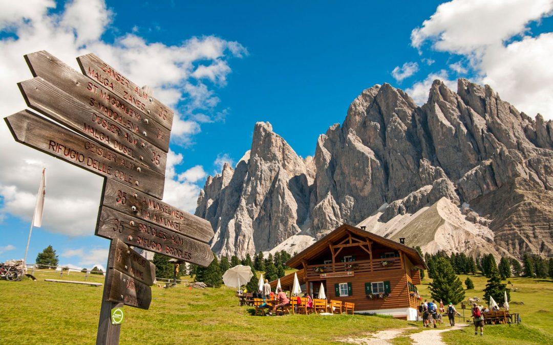 Italien – Mit dem Reisebus in die Dolomiten