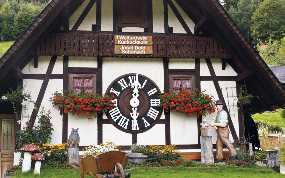 Deutschland – Mit dem Reisebus in den Schwarzwald