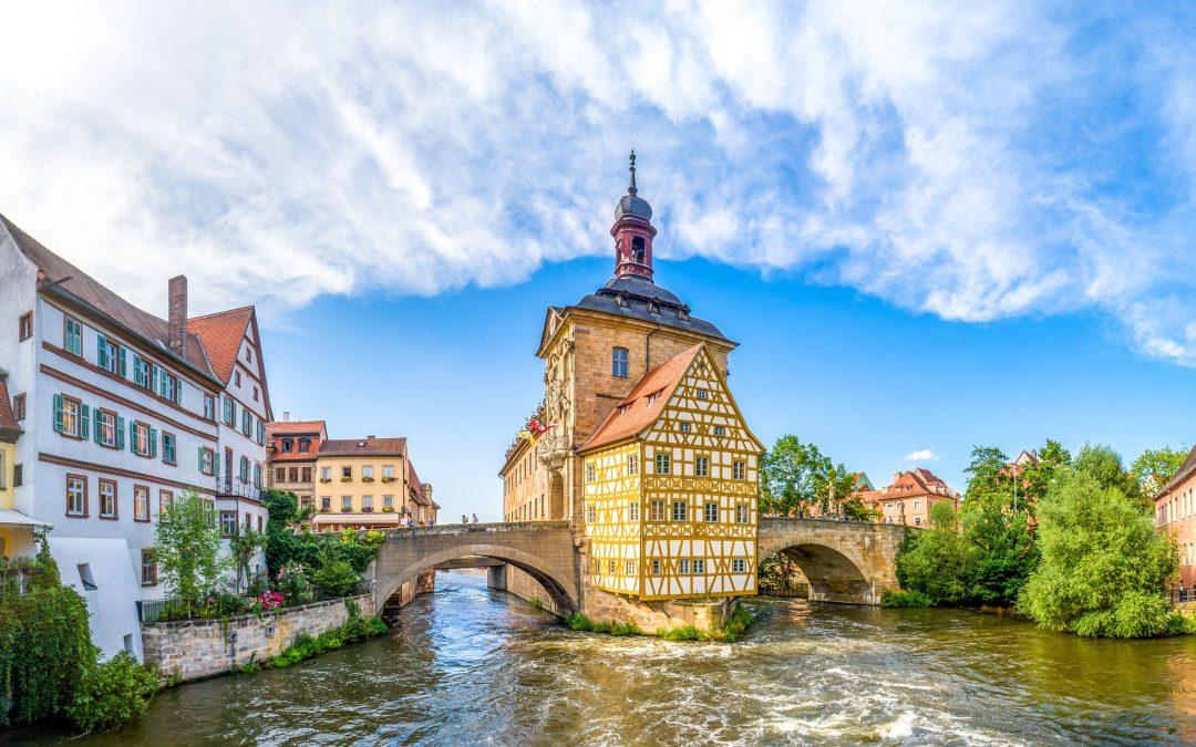 Deutschland – Mit dem Reisebus in die Fränkische Schweiz