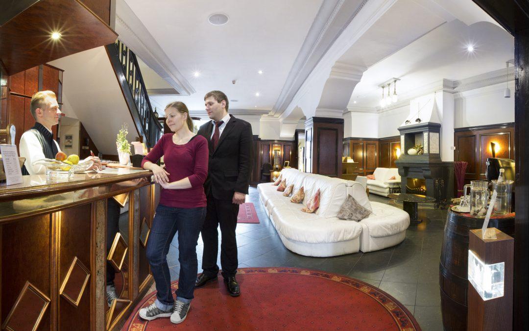 Empfang Hotel Alter Speicher