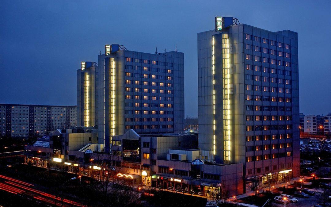 Außenansicht City Hotel Berlin East