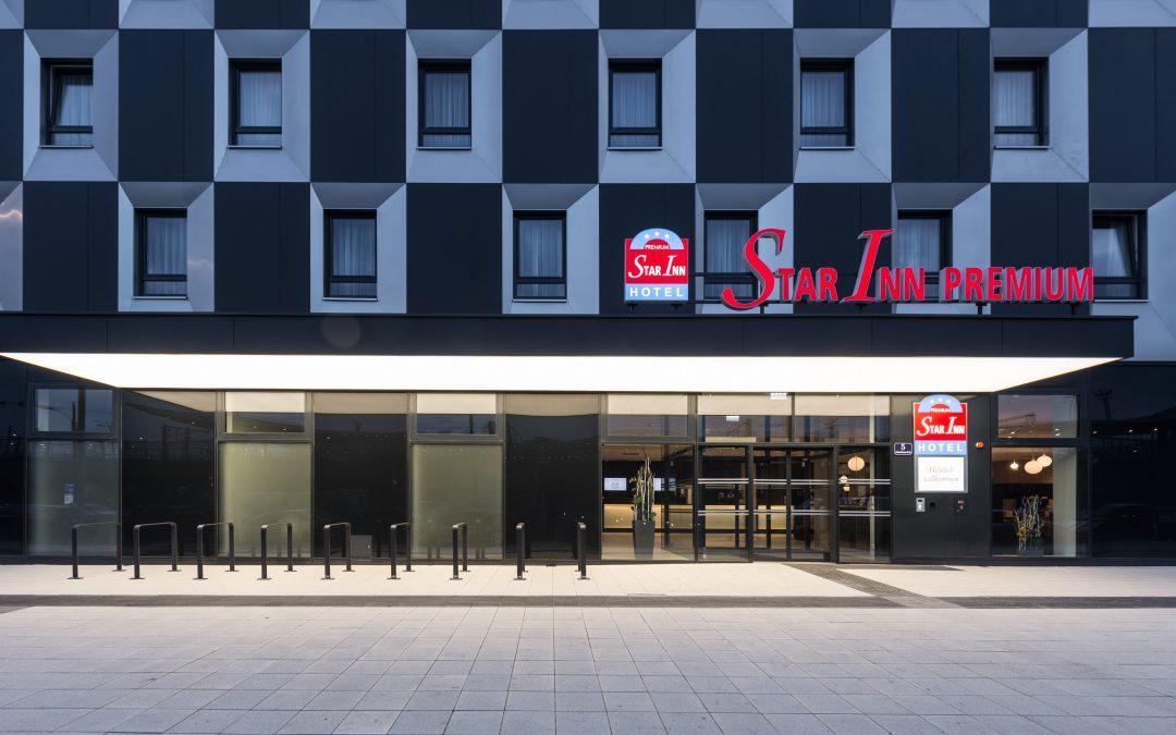 Außenbereich Star Inn Hotel Premium Hauptbahnhof