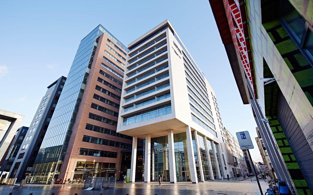 Hotel Lindner WTC Antwerpen