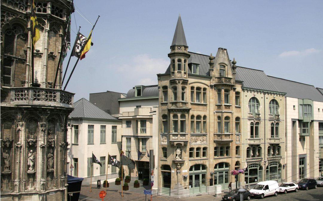 Außenansicht Hotel NH Gent Belfort
