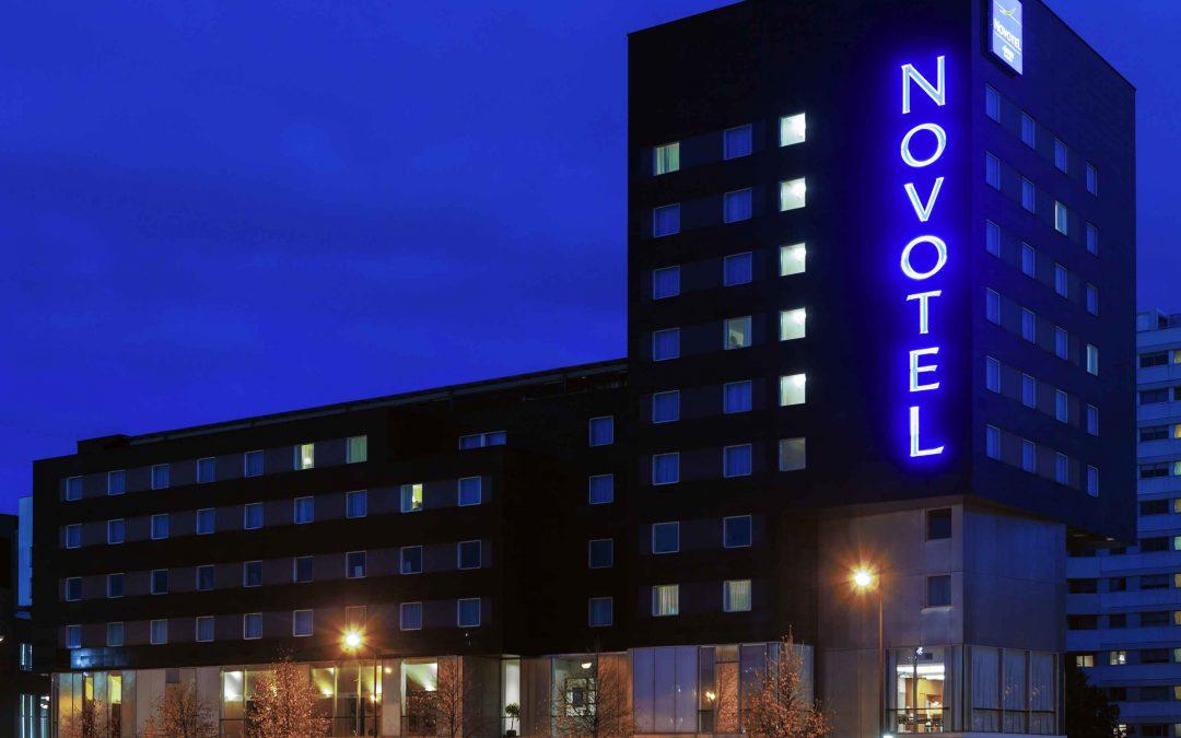 Außenansicht Novotel 17
