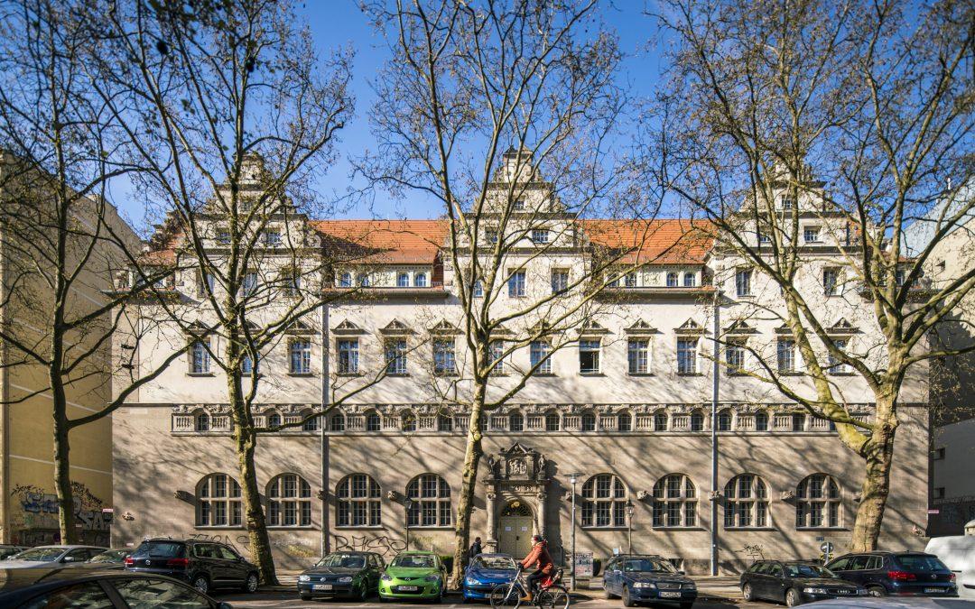 Außenansicht Hotel Oderberger