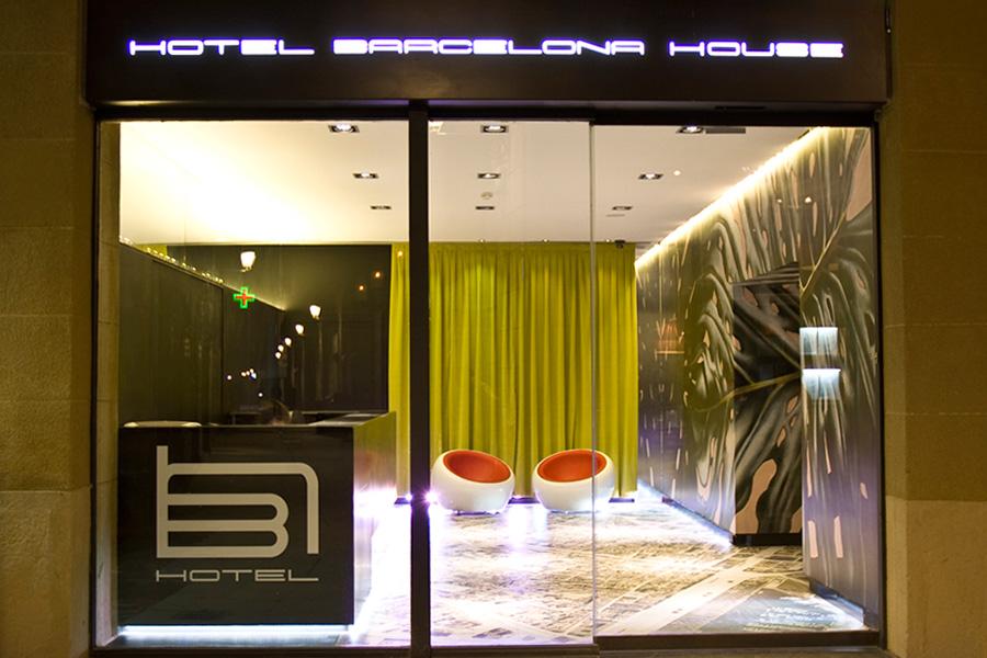 Außenansicht Barcelona House