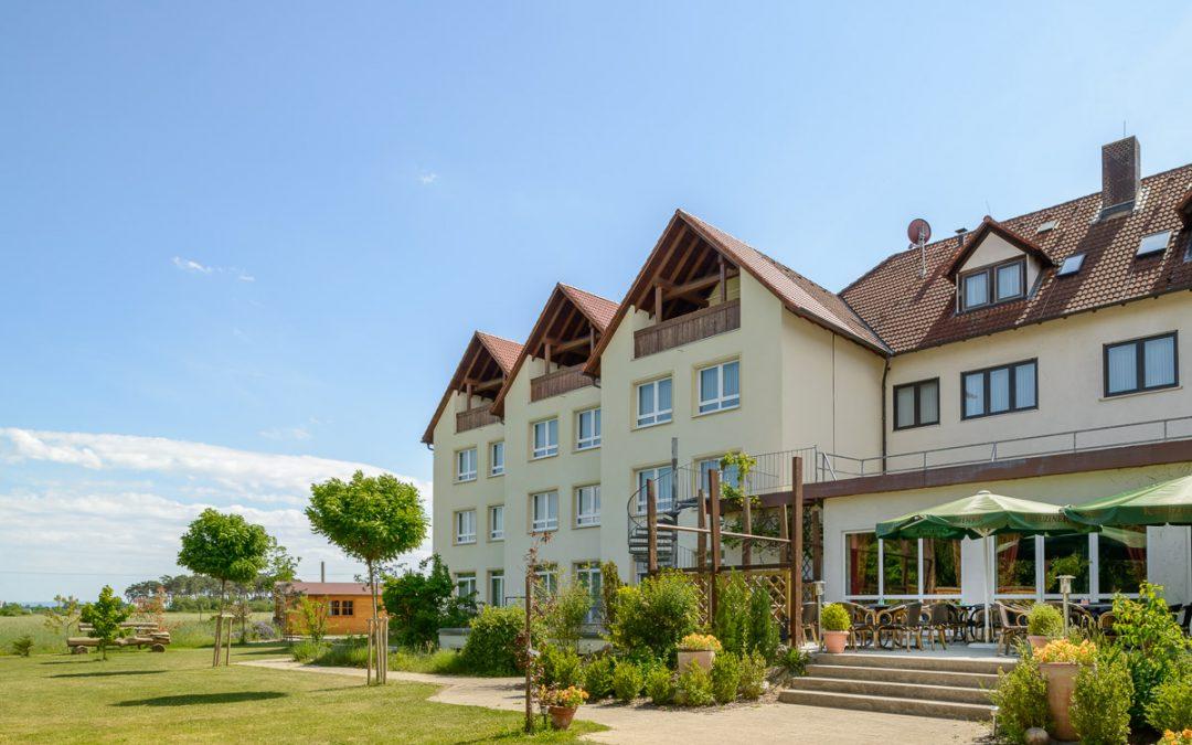 Außenansicht Hotel Restaurant Göller
