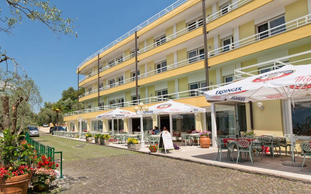 Außenansicht Hotel Internazionale