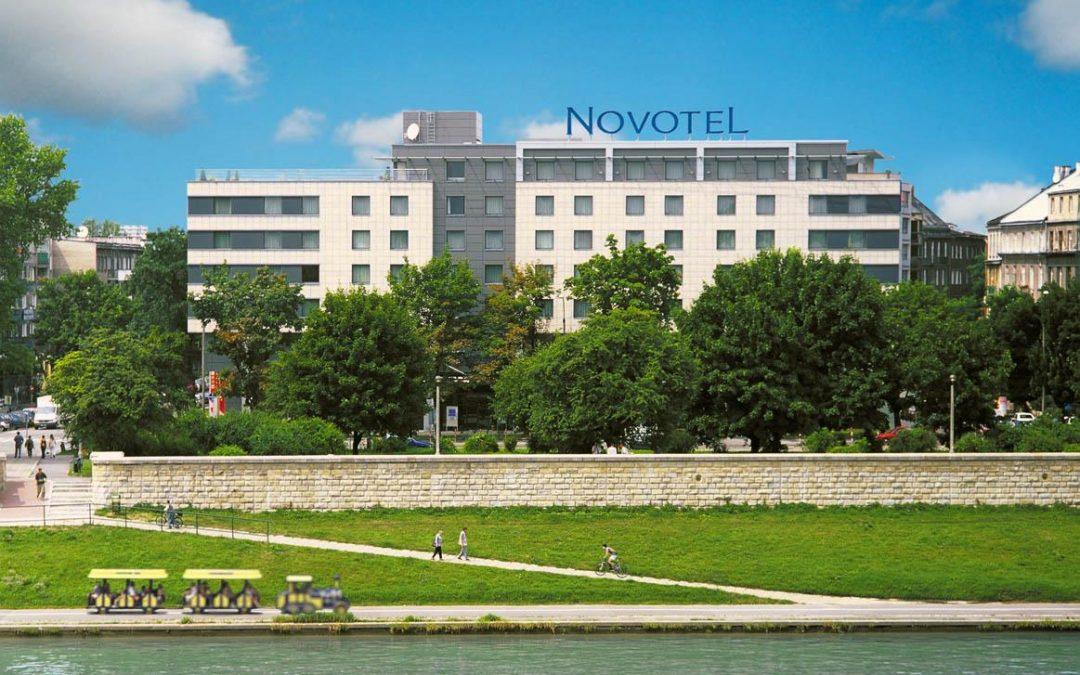 Außenansicht Hotel Novotel Centrum