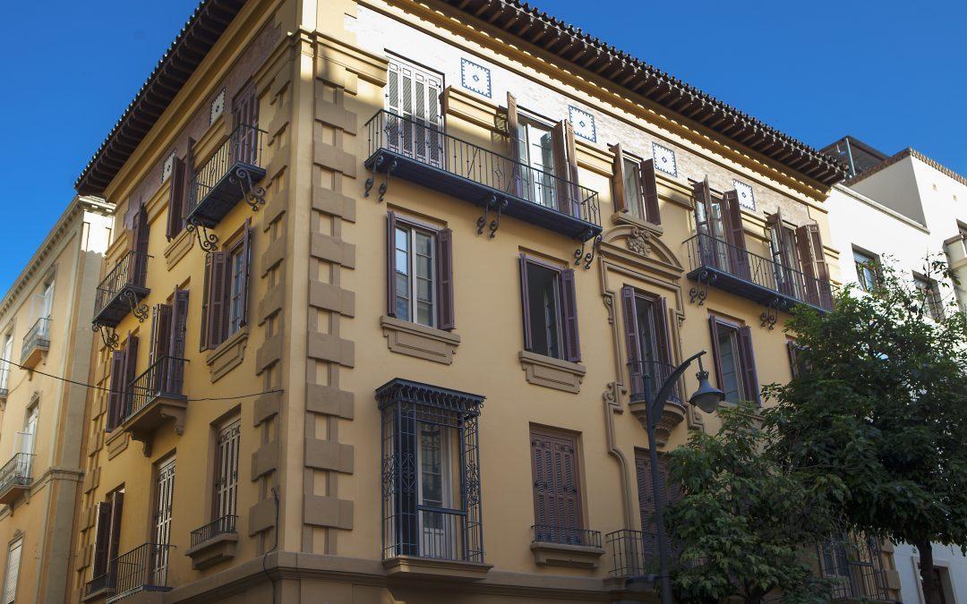 Außenansicht Hotel Soho Boutique Málaga