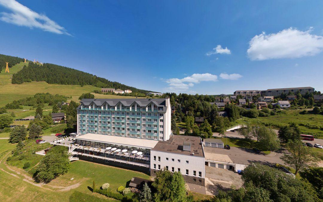 Außenansicht Best Western Ahorn Hotel Oberwiesenthal