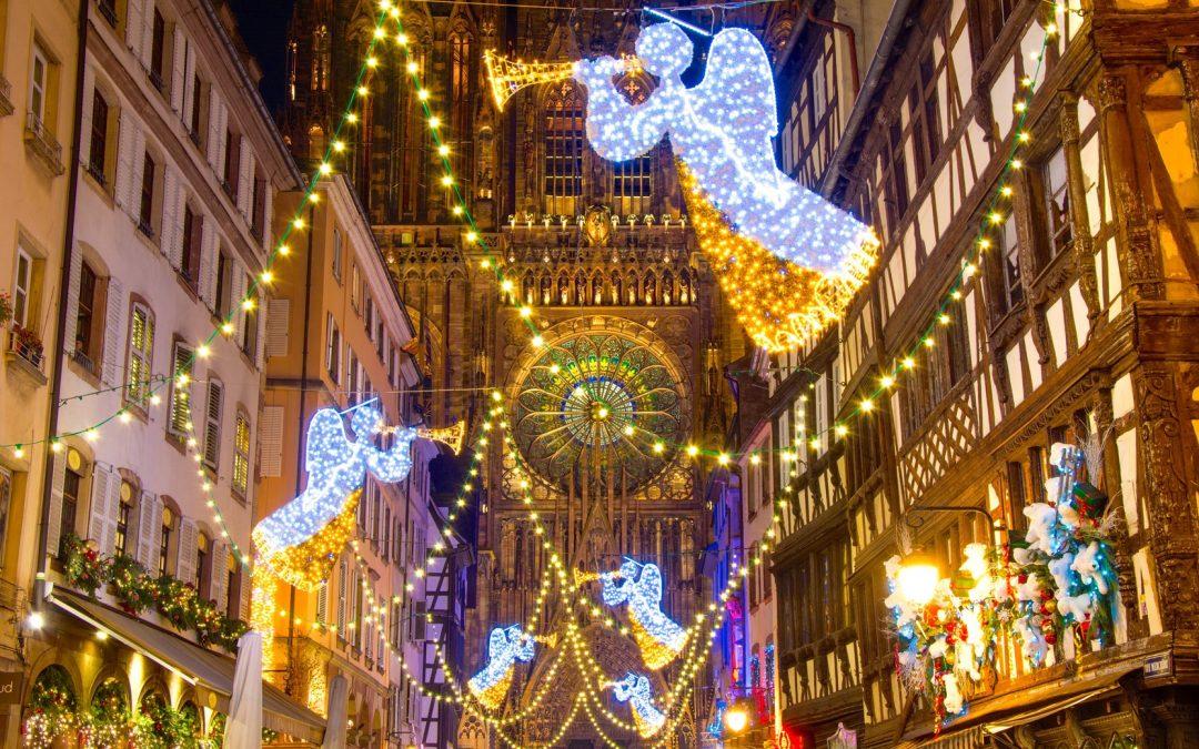 Frankreich – Adventsreise